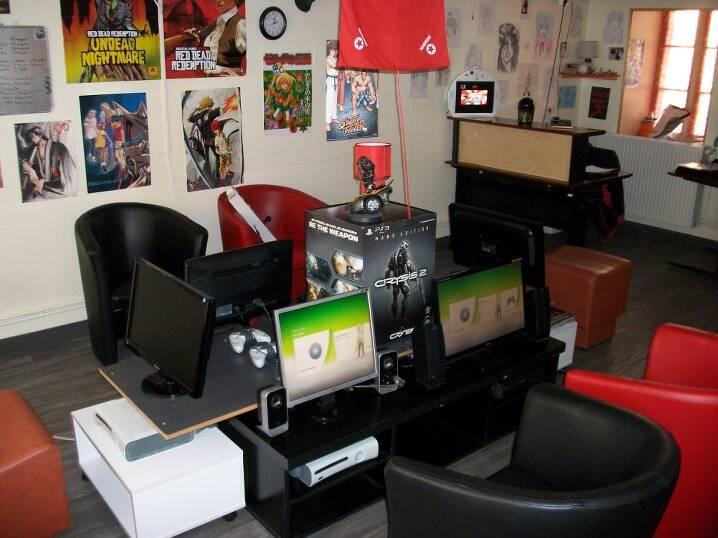 Photo d'une partie du magasin (cliquez pour voir d'autres images)
